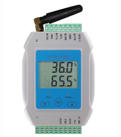 智能温湿度控制器-串口服务器-无线温湿度控制器