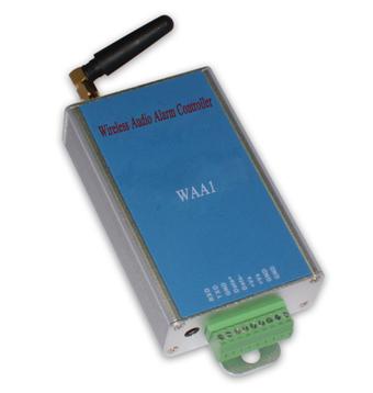 智能温湿度控制器-串口服务器-短信电话语音报警器